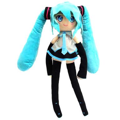"Hatsune Miku - Vocaloid 21"" Plush"