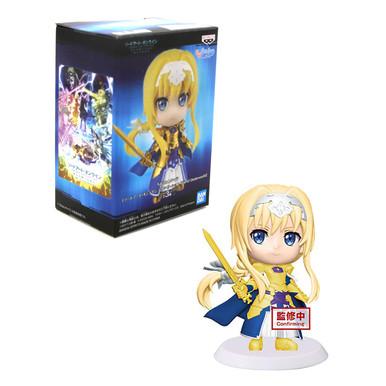 "Alice - Sword Art Online 3"" War of Underworld Figure (Banpresto)"