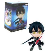 "Kirito - Sword Art Online 3"" War of Underworld Figure (Banpresto)"