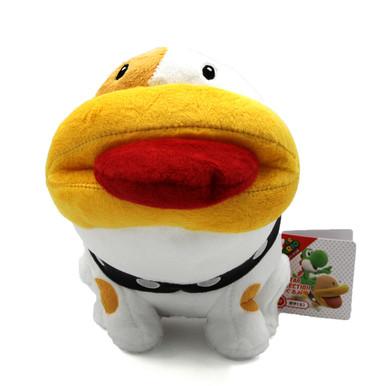 "Poochy - Super Mario Bros 7"" Plush (San-Ei) 1730"