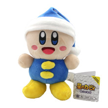 "Poppy Bros Jr - Kirby All Star Adventures Small 6"" Plush (San-Ei) 1735"
