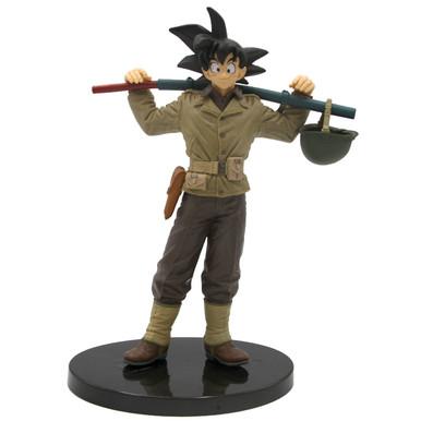 "Military Uniform Goku - DragonBall 8"" Art Figure"