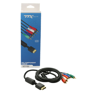 PS3 HD Component Cable Gold Plated (TTX Tech) NXP3-2721