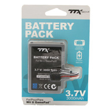 Wii U Rechargeable Internal Battery Pack for Controller (TTX Tech)