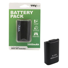 Xbox 360 Rechargeable Battery Pack - Black (TTX Tech) NXX360-2561