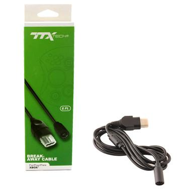 Xbox Breakaway Cable - Black (TTX Tech) NXXB-2547