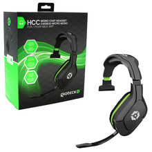 Xbox 360 HCC Mono Chat Wired Gaming Headset (Gioteck)