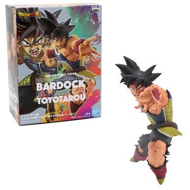"Bardock - DragonBall Z 6"" Oyako Kamehameha Figure (Banpresto) 16959"