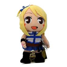 "Lucy Heartfilia - Fairy Tail 8"" Plush (Great Eastern) 52536"