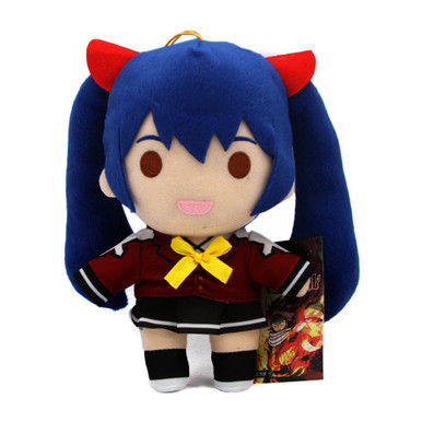 """Wendy Marvell S7 - Fairy Tail 8"""" Plush (Great Eastern) 53549"""