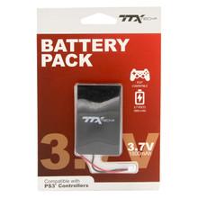 PS3 Rechargeable Internal Battery Pack for Controller (TTX Tech)