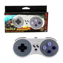 SNES Classic Wireless Solo Controller Pad (Nyko) 87185