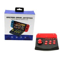 Switch Arcade Joystick Controller - Black Red (Hexir)
