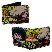 """Bakugo and Deku - My Hero Academia 4x5"""" BiFold Wallet"""