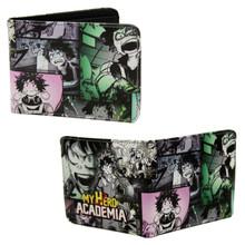 "Deku Manga - My Hero Academia 4x5"" BiFold Wallet"