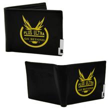"MHA Motto - My Hero Academia 4x5"" BiFold Wallet"