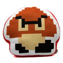 """Goomba - Super Mario 11"""" Plush Pillow (San Ei) 1454"""