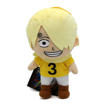 "Child Sanji No. 3 - One Piece 8"" Plush (Great Eastern) 56652"