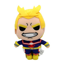 """Allmight - My Hero Academia 8"""" Plush (Great Eastern) 56597"""