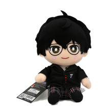 """Protagonist Sit - Persona 7"""" Plush (Great Eastern) 53515"""