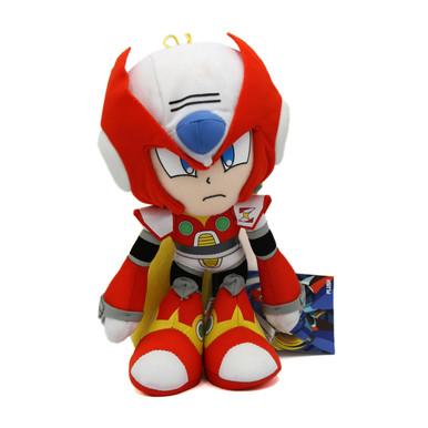"Zero - Mega Man 8"" Plush (Great Eastern) 52527"