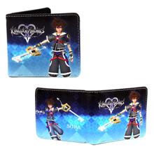 """Sora Final Mix - Kingdom Hearts 4x5"""" BiFold Wallet"""