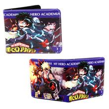 """Deku and Bakugo - My Hero Academia 4x5"""" BiFold Wallet"""