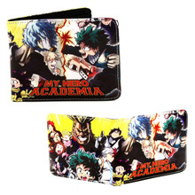 "Deku Shigaraki Bakugo - My Hero Academia 4x5"" BiFold Wallet"