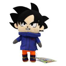 "Goku Artic Coat - DragonBall Super 8"" Plush (Great Eastern) 56833"