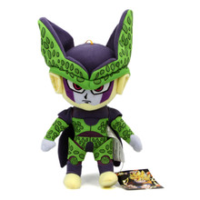 """Perfect Cell - Dragon Ball Z 10"""" Plush (Great Eastern) 52966"""
