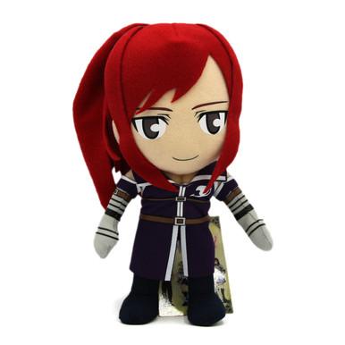 "Ezra Scarlet S6 Clothes - Fairy Tail 8"" Plush (Great Eastern) 52936"