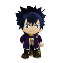 """Gray Fullbuster S6 Clothes - Fairy Tail 8"""" Plush (Great Eastern) 52937"""