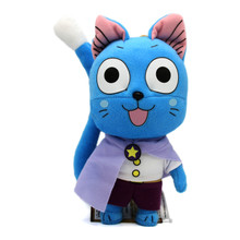 """Happy Celestial Spirits Cloack - Fairy Tail 10"""" Plush (Great Eastern)"""