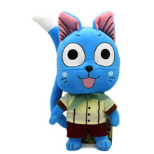 "Happy Edolas Clothes - Fairy Tail 10"" Plush (Great Eastern) 52174"