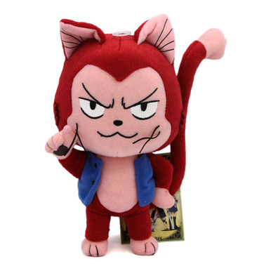 """Lector - Fairy Tail 8"""" Plush (Great Eastern) 52935"""