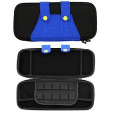 Nintendo Switch Travel Case - Mario Black & Blue Overalls (Hexir)