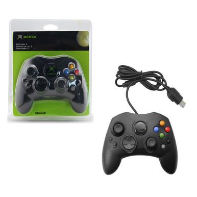Xbox S Slim Analog Controller Pad - Black (Hexir)