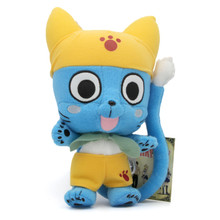 """Happy Yellow Swimsuit - Fairy Tail 10"""" Plush (Great Eastern) 52542"""