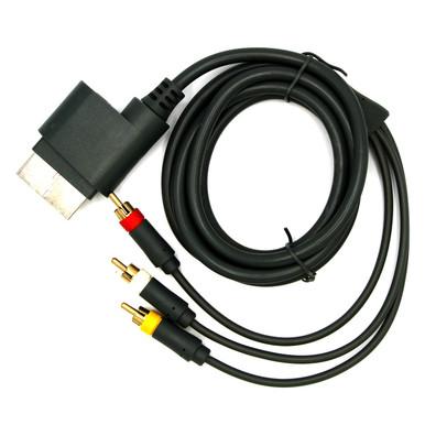 Xbox 360 AV Audio Video Cable - Bulk (Hexir)