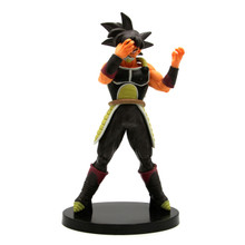"Bardock Masked Saiyan- DragonBall Z 8"" Action Art Figure"