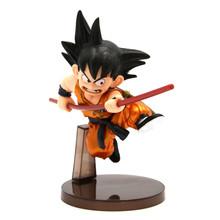 "Kid Goku Fighting - DragonBall Z 5"" Action Art Figure"
