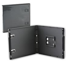 [50 Pcs.] 3DS/DS Retail Game Cartridge Case Package - Black