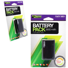 Xbox 360 Rechargeable Battery Pack - Black (KMD) KMD-360-5648