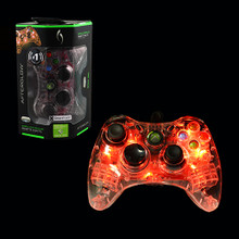 Xbox 360 Wired Afterglow AX.1 Controller Pad - Red (PDP) PL-3602r