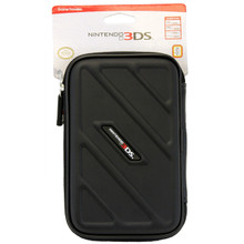 3DS XL Game Traveler Case Pouch - Black - New 3DS XL/3DS/DSi XL/DSi (RDS)