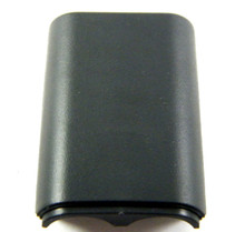 Xbox 360 Battery Shell Cover - Black Bulk (Hexir)