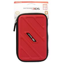 3DSXL Game Travel Case - Red - New 3DS XL/3DS/DSi XL/DSi 3DSXL505