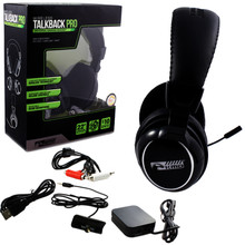 Xbox 360 Universal Talkback Pro Wireless Gaming Headset (KMD)