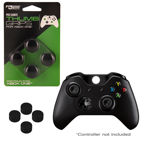 Xbox One ProGamer Analog Controller Thumb Grips - 2 Sets (KMD)