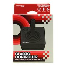 Atari USB Joystick Controller - Black (RetroLink) RB-PC-746